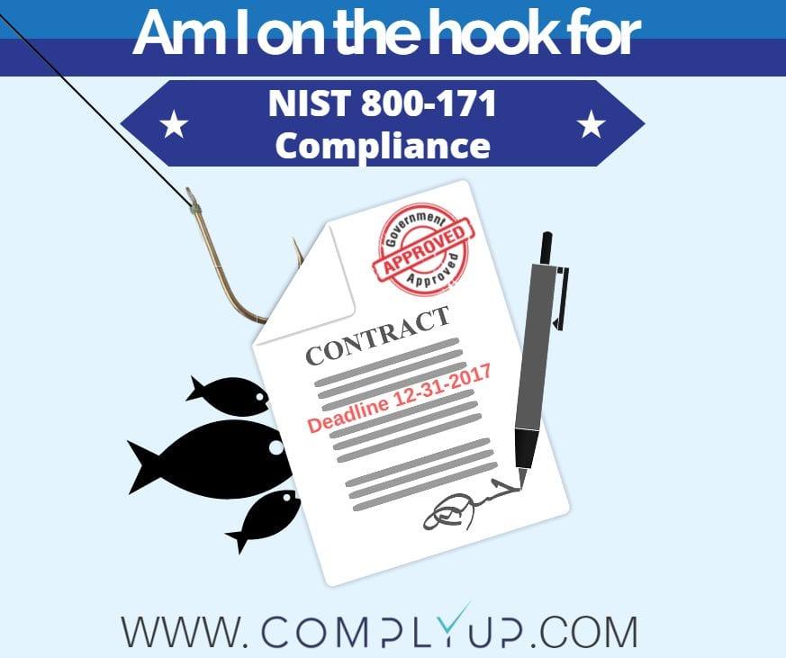 NIST 800-171 Compliance